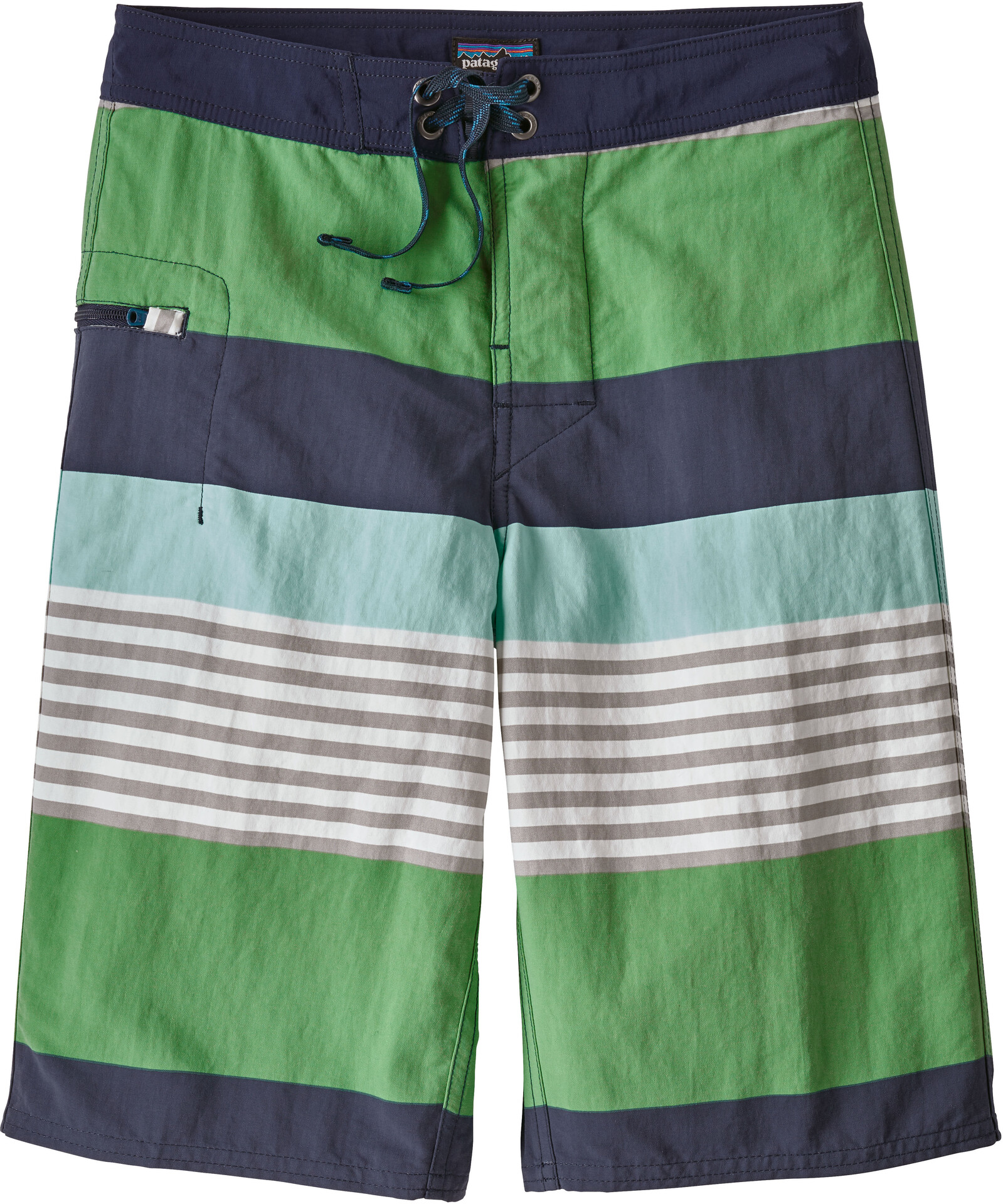 Patagonia Boys Wavefarer Boardshorts Fitz Stripe: Stripe: Stripe: Succulent Grön 9f6fa0